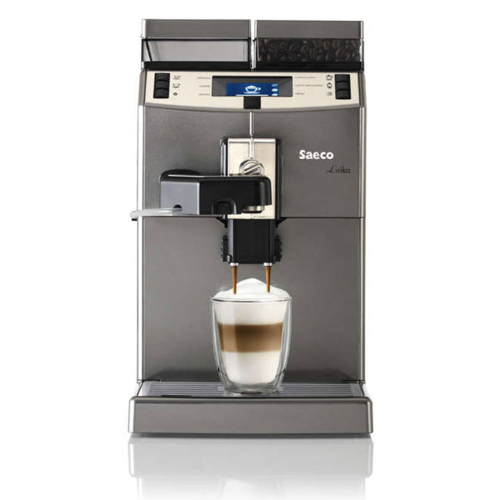 SAECO 10004768 Lirika One Touch Cappuccino