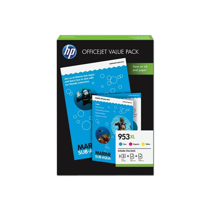 HP 953XL Pacchetto valore Officejet HP 953XL