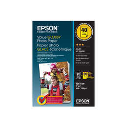 EPSON Value Photo Paper Glossy
