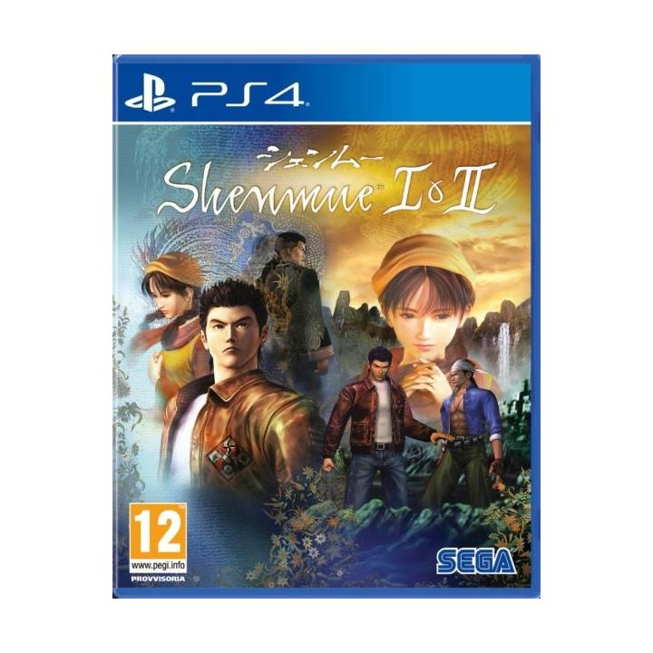 Shenmue I & II (IT)