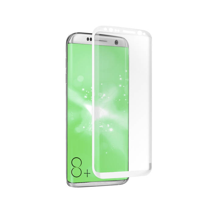 SBS Glass protection d'écran 4D pour Galaxy S8 Plus