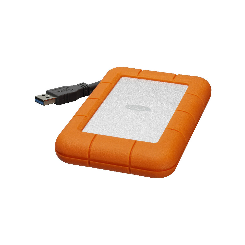 LACIE Rugged 1 TB Mini Micro-USB 3.0