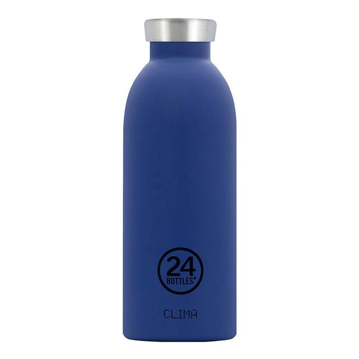 24Bottles Thermosflasche Clima Gold Blue