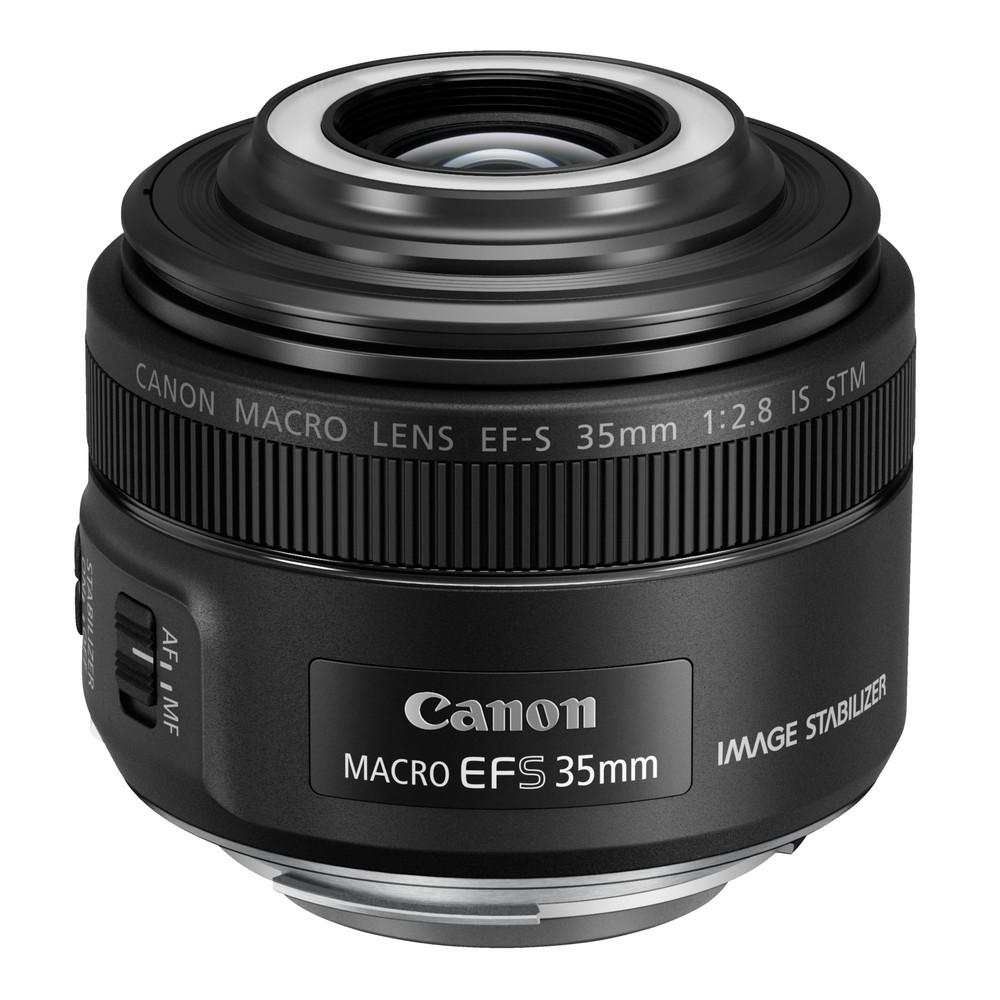 CANON EF-S 35 mm f/2.8 Makro IS STM