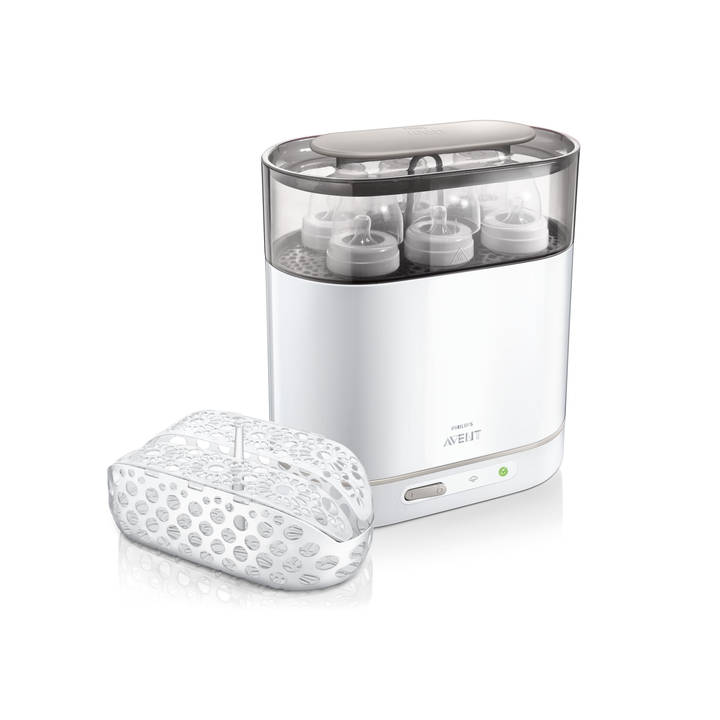 PHILIPS AVENT Dampfsterilisator 4 in 1