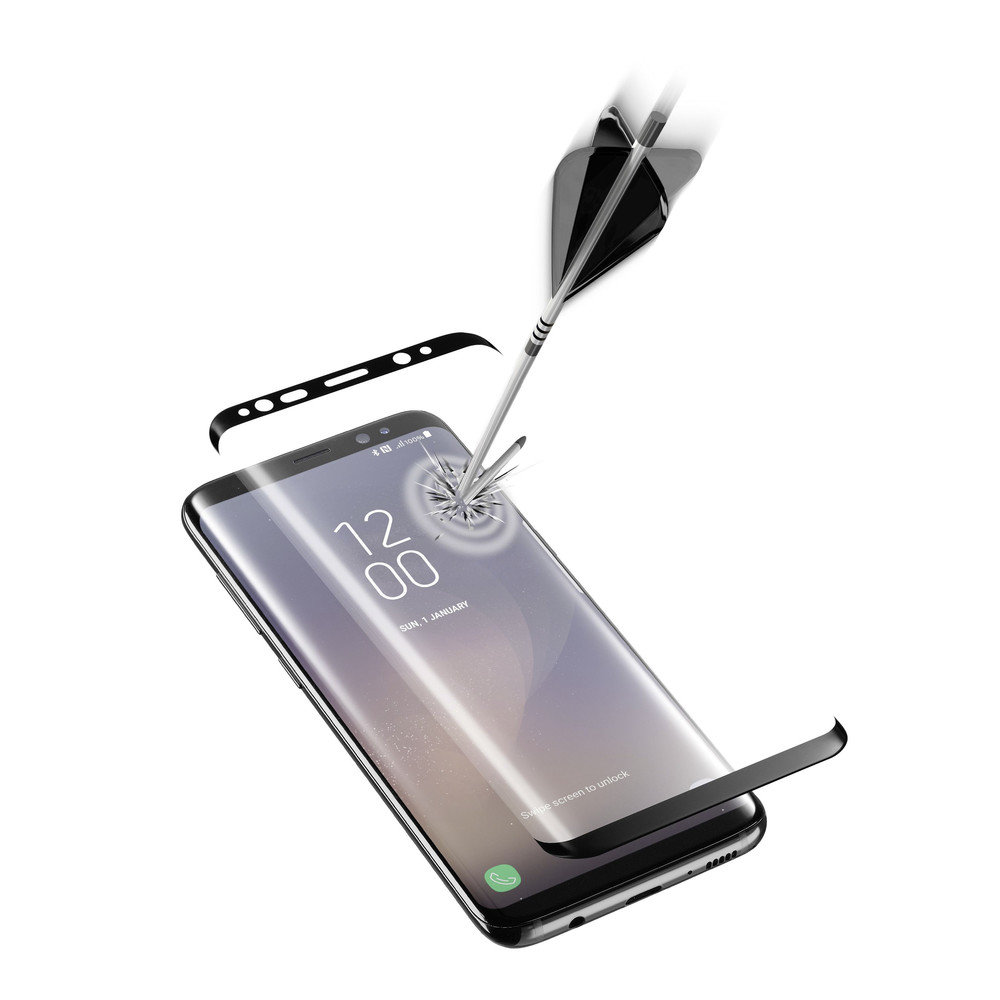 CELLULAR Second Glass Ultra Curved Galaxy S8 Plus