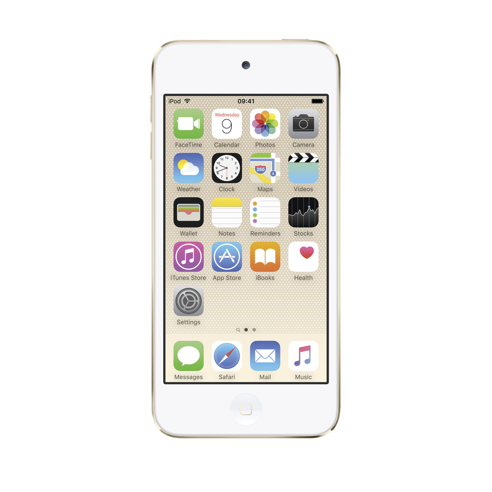 APPLE iPod Touch 128 GB Gold