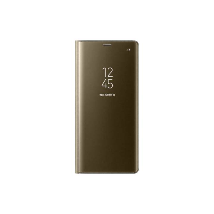 SAMSUNG LED View Couverture sur pied Galaxy Note8
