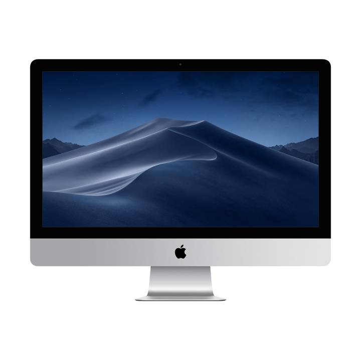 "APPLE iMac 27"" Retina 5K, 3.8 GHz, 8 GB RAM, 2 TB Fusion Drive"