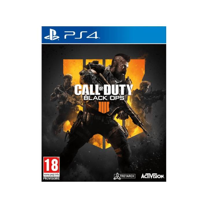 Call of Duty - Black Ops 4 (FR)