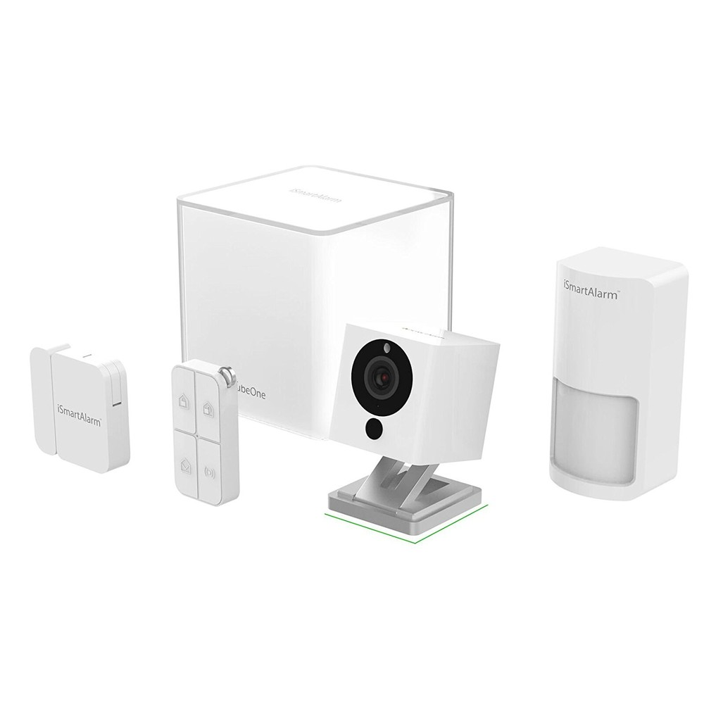 ISMART ALARM Home Security System Essential Pack
