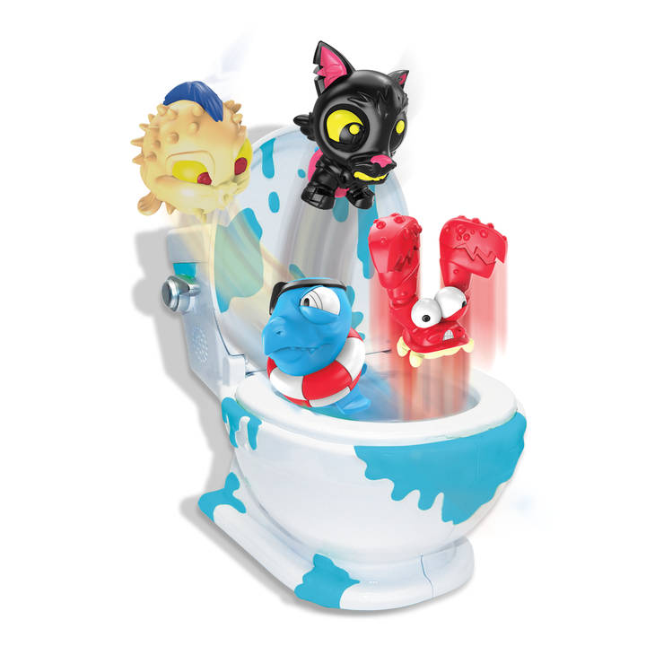 SPINMASTER Flush Force Collect a Bowl