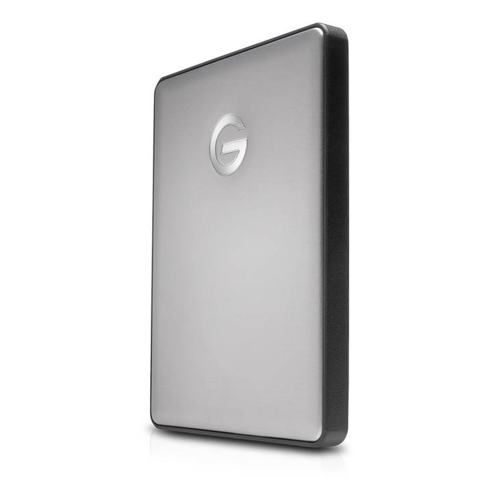 G-TECHNOLOGY G-DRIVE Mobile USB-C Extern Grey