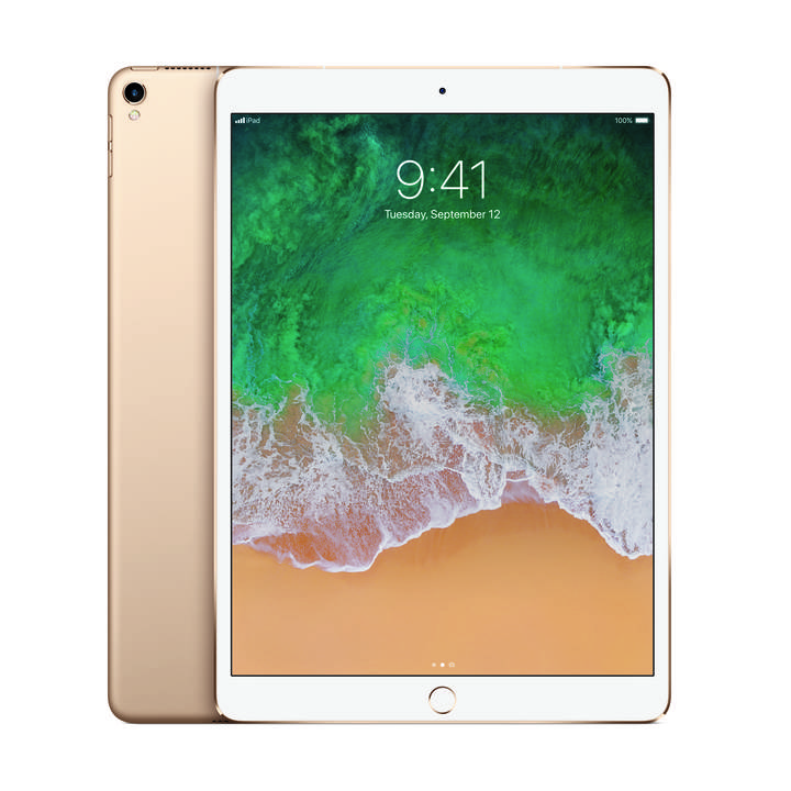 APPLE iPad Pro Wi-Fi + Cellular, 10.5'', 256 GB, Gold