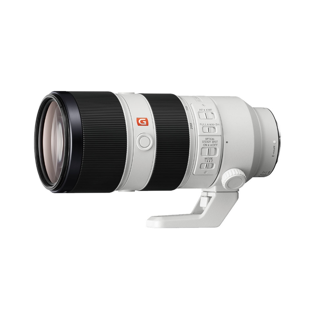 Sony E-Mount FF 100-400mm GM