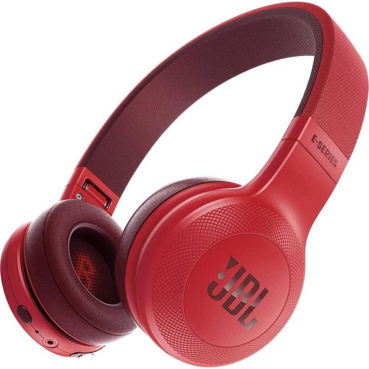 Cuffie auricolari JBL On-Ear E45BT Rosso