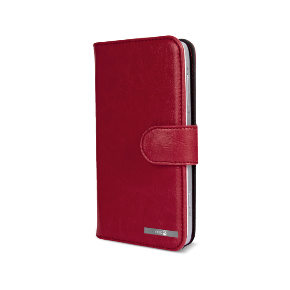 Wallet case red