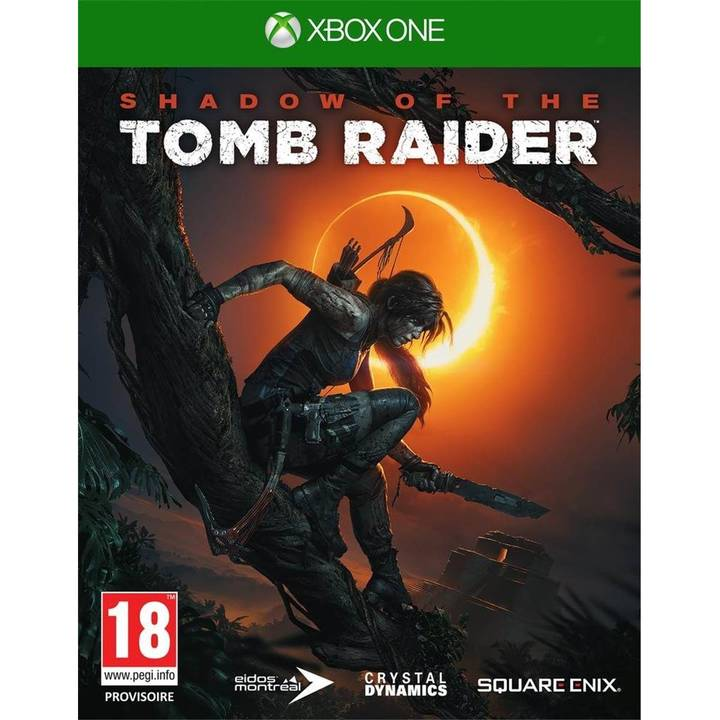 Shadow of the Tomb Raider (FR)