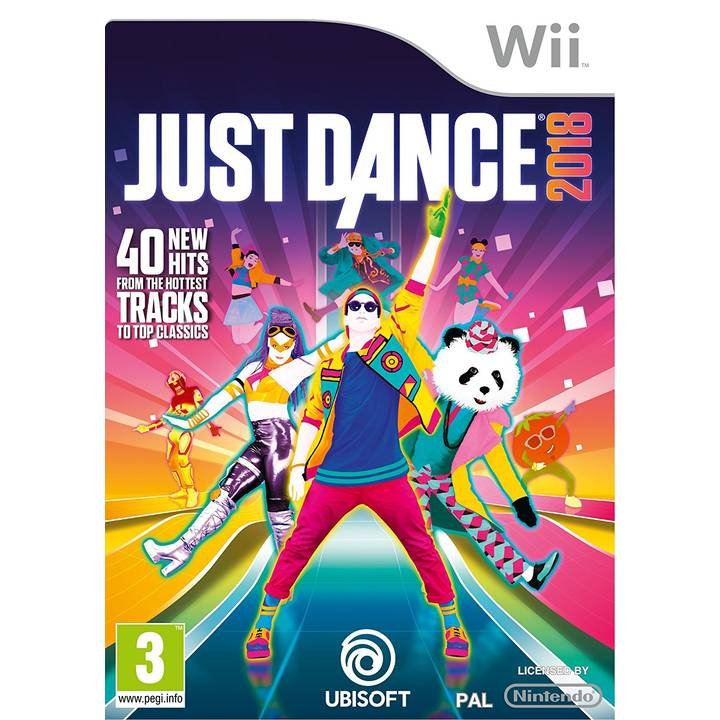 Just Dance 2018 (Version DFI)
