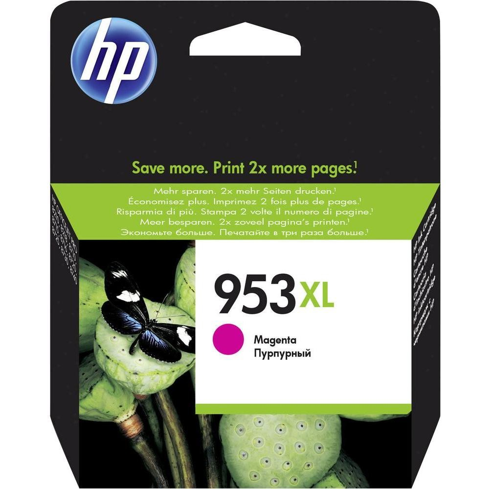 HP Ink Cartridge, 953XL, mag.