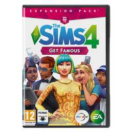 ELECTRONIC ARTS Die Sims 4 Get Famous (DFI)
