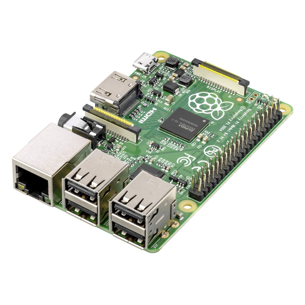 RASPBERRY PI FOUNDATION Pi B+ Computer-Board