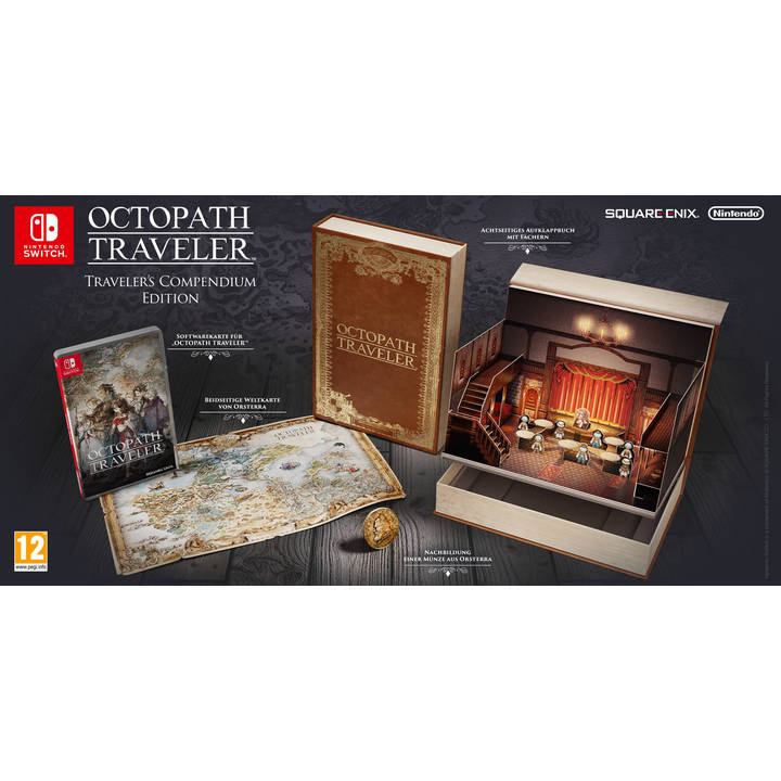 Octopath Traveler Limited Edition (DE/FR/IT)