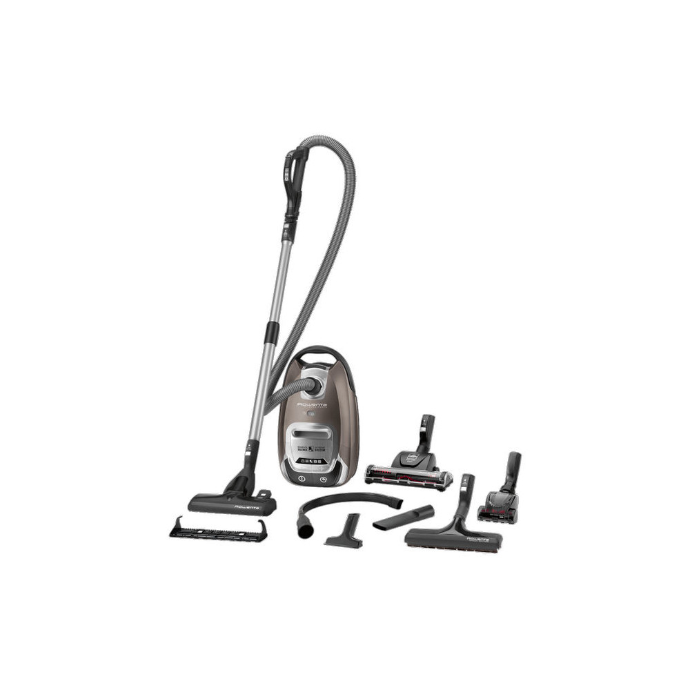 Rowenta Staubsauger Silence Force 4A Ful