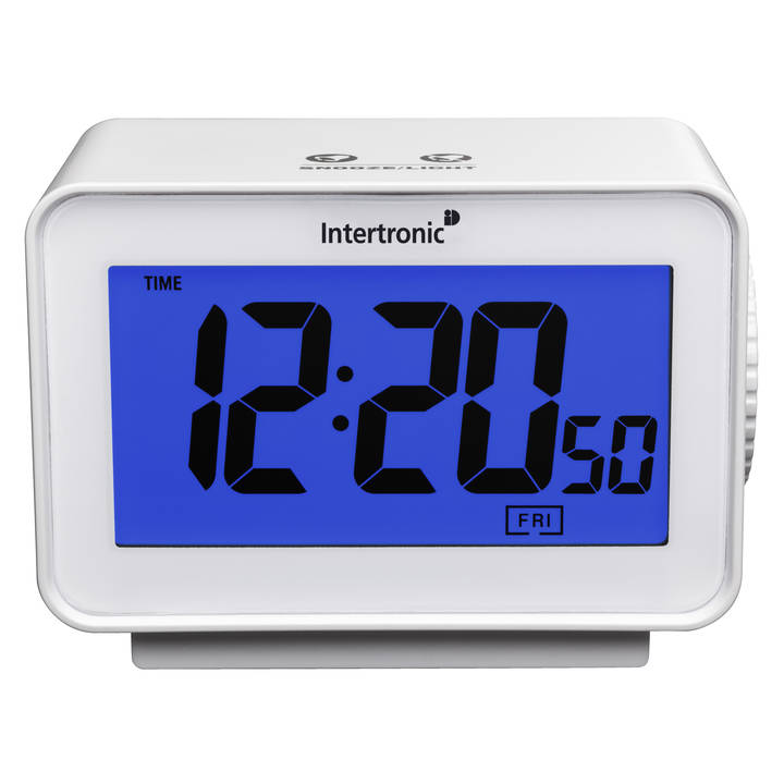 INTERTRONIC LCE One Touch Alarm Clock