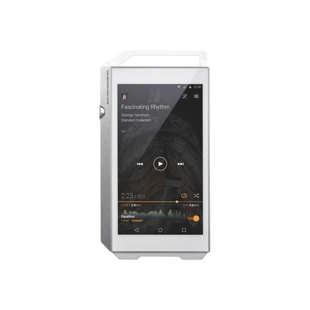 PIONEER Digitalplayer XDP-100R-S 32GB Silver