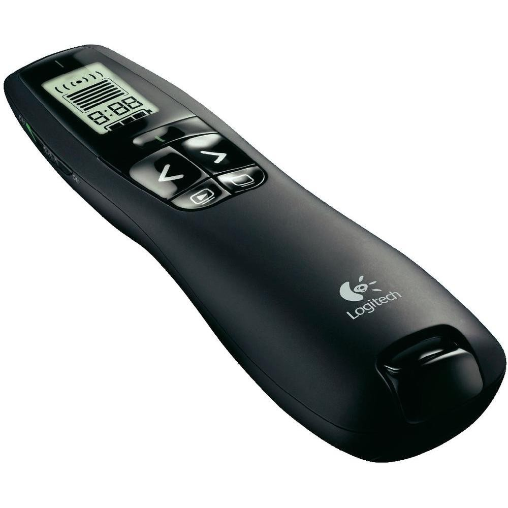 Logitech Professional Presenter R700, Schwarz