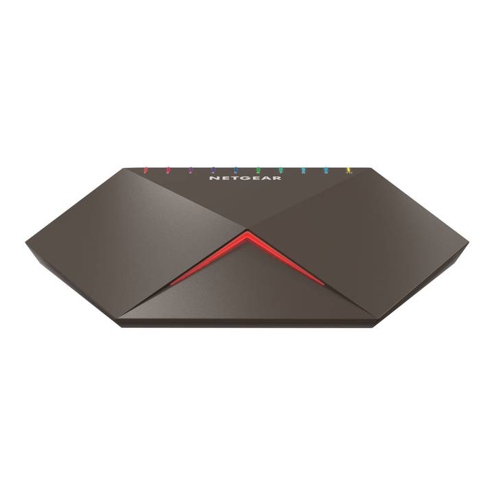 NETGEAR unmanaged Switch GS808E-100PES,