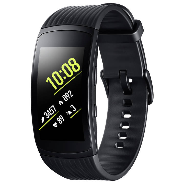 SAMSUNG Gear Fit2 Pro L Black