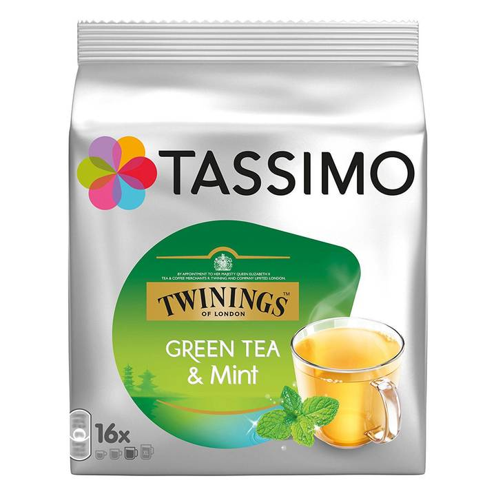 Tassimo T DISC Green Tea 1 Packung à 16