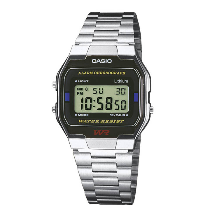 Collection CASIO A-163WA-1QES