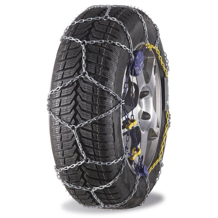 MICHELIN Winter Stahlschneekette Extrem Grip 75
