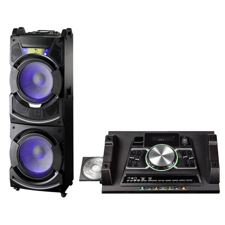 INTERTRONIC Speaker & Sound System BLT-24 Ultra Boom