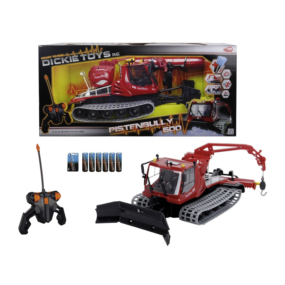DICKIE TOYS RC Pistenbully 600 RTR