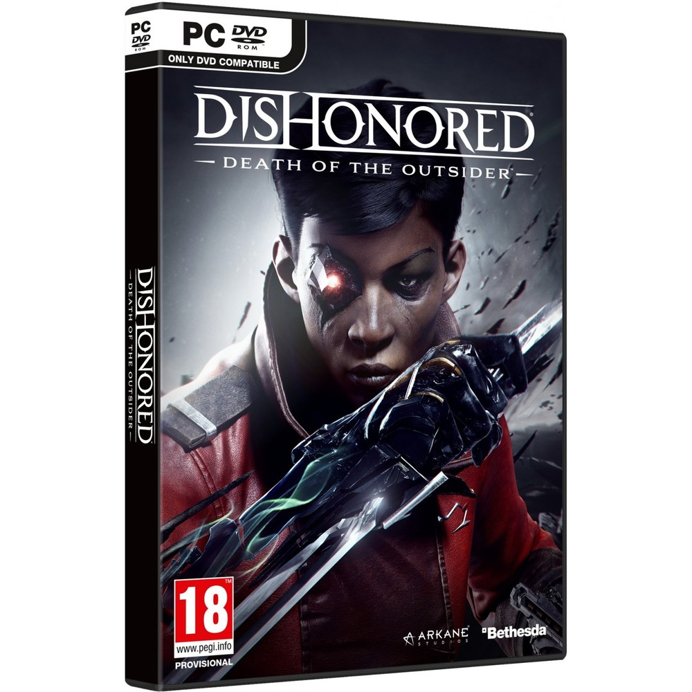Dishonored - La Mort de l'Outsider