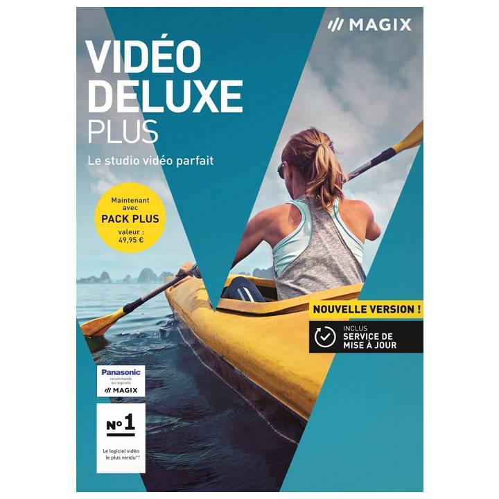 MAGIX Video Deluxe Plus per PC (versione F)