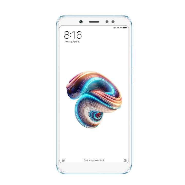 XIAOMI Redmi Note 5, 32 GB, Dual SIM, Blue, Global Version