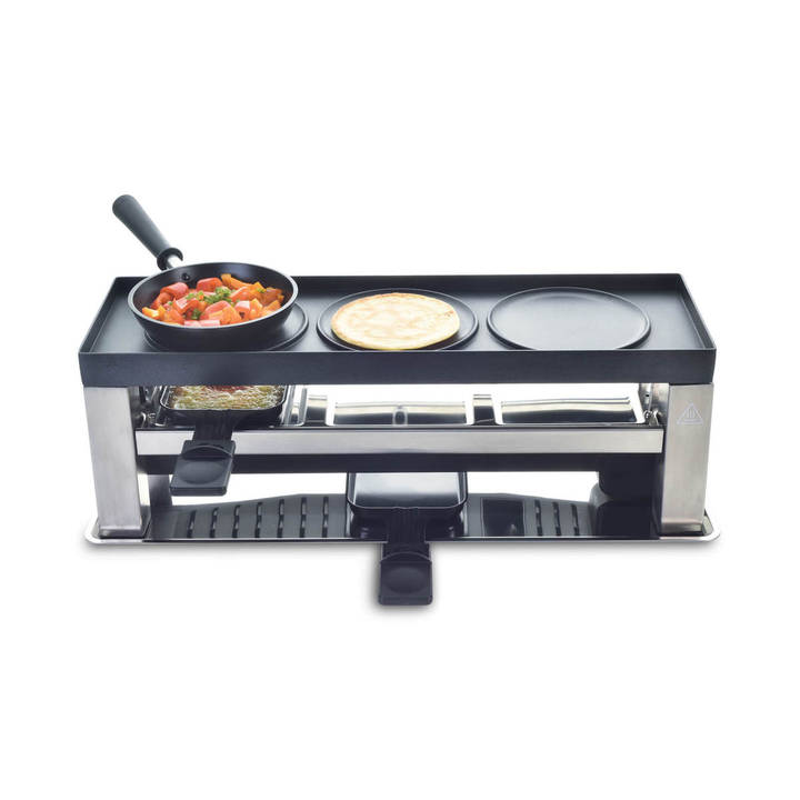 SOLIS 4 in 1 Table Grill