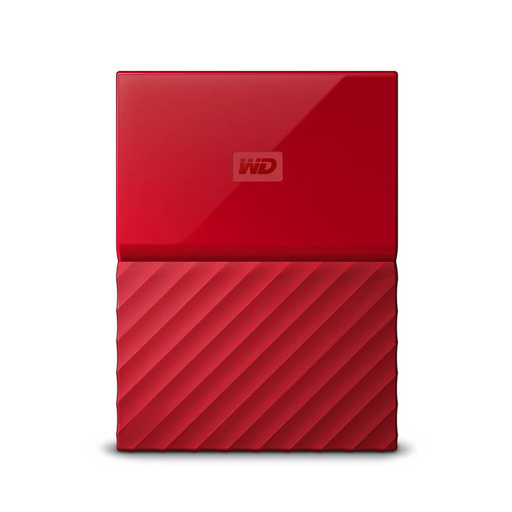 WD My Passport 2 To USB 3.0