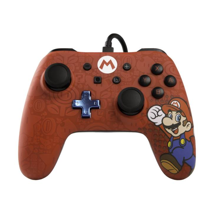 NINTENDO Switch Wired Controller Mario Edition