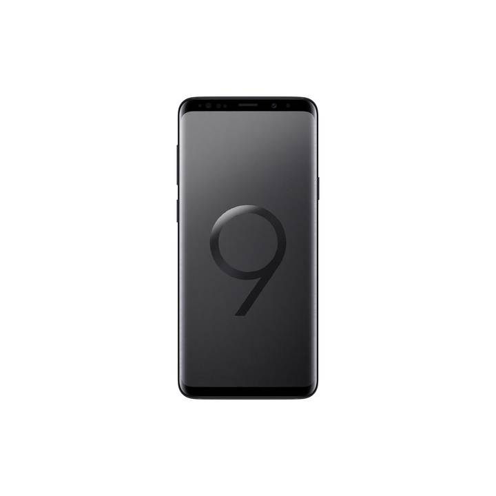 SAMSUNG Galaxy S9+, 256 GB, Dual SIM, Midnight Black