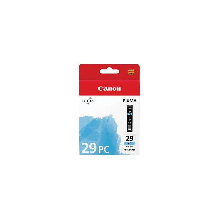 CANON Original Cartridge Cyan