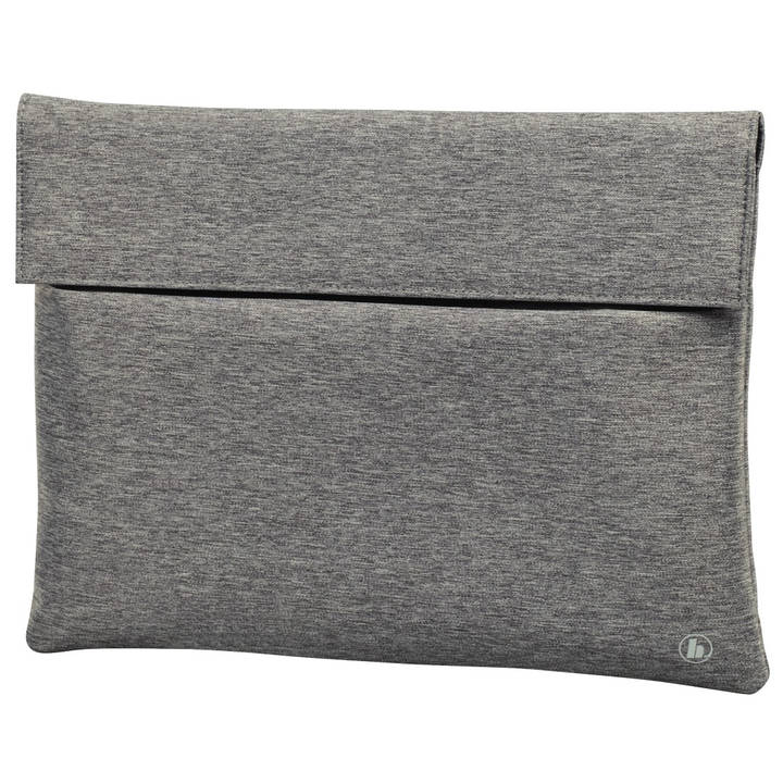 "HAMA Notebook Sleeve ""Slide"" 15,6"" Grau"