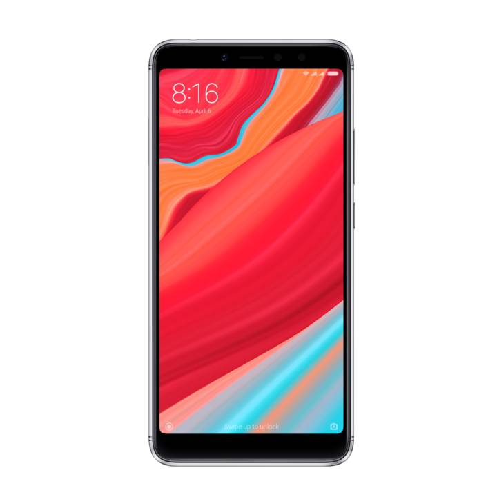 XIAOMI Redmi S2 (E6), 32 GB, Dual-SIM, Grey, Global Version