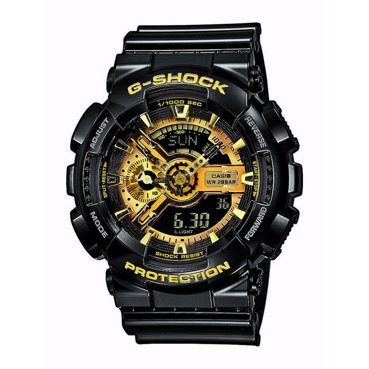 Casio G-SHOCK, GA-110GB-1AER, AUTO-LED,