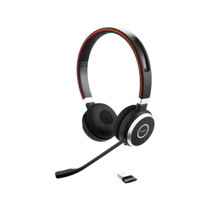 JABRA Wireless Kopfhörer Evolve 65 Black